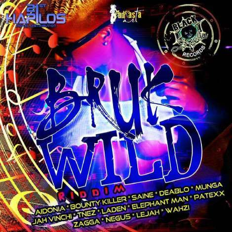 BRUK-WILD-RIDDIM-BLACKSPYDA-RECORDS