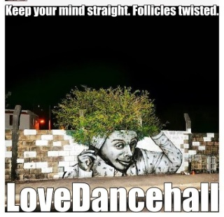 LoveDancehall Reggae Graffiti
