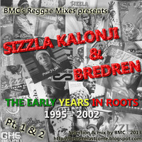 Sizzla Kalonji - Early Years in Roots Anthology
