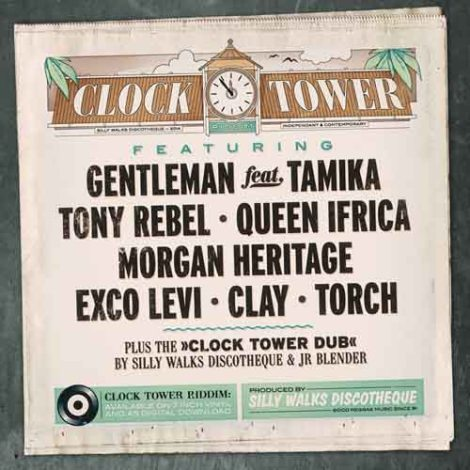 Clock Tower Riddim