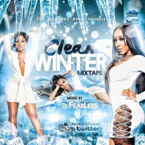 DJ-FearLess-Clean-Winter-Mixtape