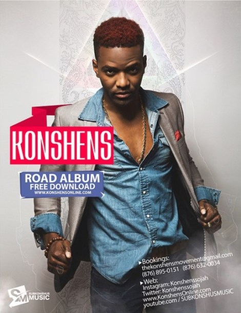 Konshens-Road-Album