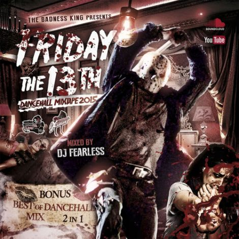 Dj Fearless - Friday the 13th Mixtape