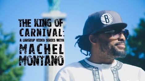 Machel Montanto Carnival 2015 LargeUp