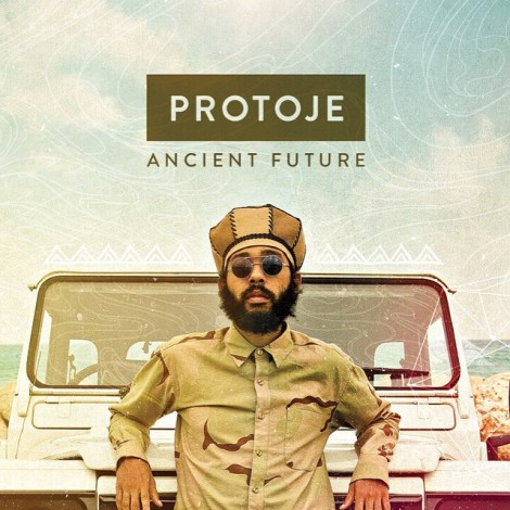 Protoje - Ancient Future Cover
