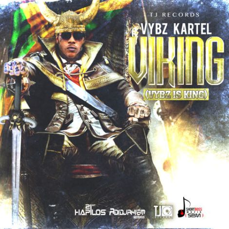 Vybz Kartel - Viking King EP